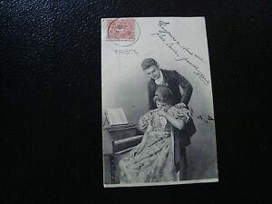 CPA-Frankreich-traurig-1903-cy14-French