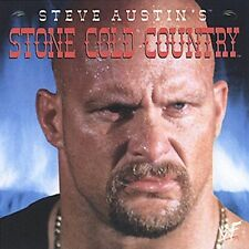 Steve Austin  Stone Cold Country CD (1999)BRAND NEW SEALED INCLUDES POSTER