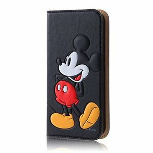 sale retailer bf34f 5ef58 Details about Ray Out iPhone SE/5s/5 Disney Book Type Leather Case Mickey  Mouse RT-DP5SJ / MK