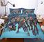 3D-Fortnite-battle-royale-Jeux-de-literie-housses-de-couette-Taie-d-039-oreiller miniature 7
