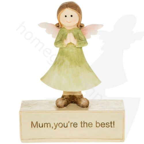 Angel Figurines Figures Fairy Ornaments Gift For Mother Friends Home Decoration