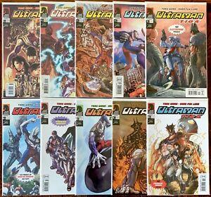 Ultraman #1-10 Complete Set. (Darkhorse) Tony Wong