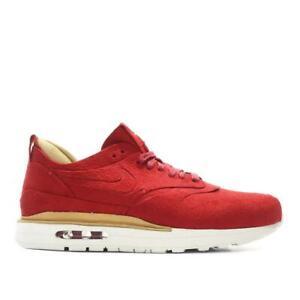 zapatillas hombre nike rojas