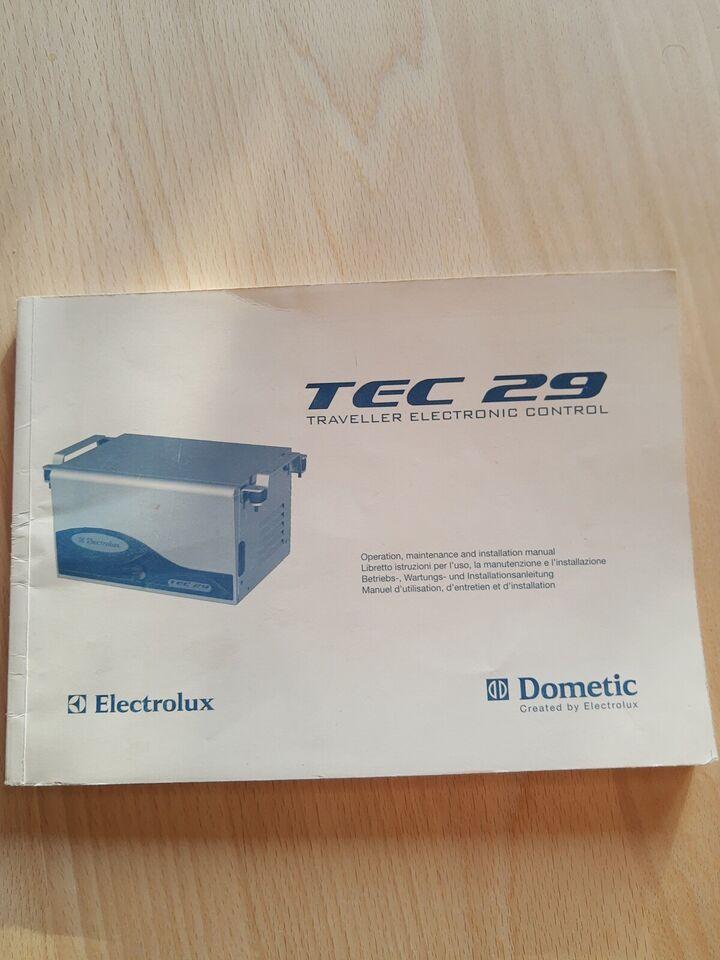Generator Electrolux Domestic TEC 2,9.