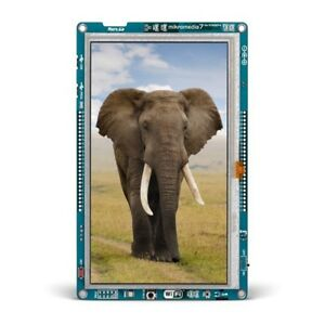 STM32F4-ARM-Board-7-034-Touchscreen-RF-WiFi-Ethernet-IR-CAN