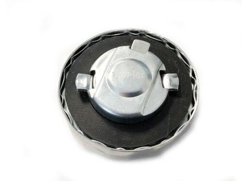 Alfa Romeo Giulia Verriegelung Kraftstoff Edelstahl Tankdeckel