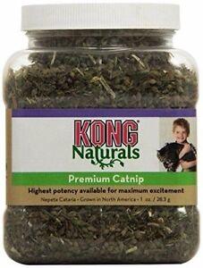 KONG-Naturals-Cat-Premium-Catnip-High-Potency-Kitten-1oz