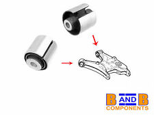 BMW X5 E53 E60 E61 REAR AXLE SUBFRAME TRAILING ARM SWING BUSHES LEMFORDER A1068