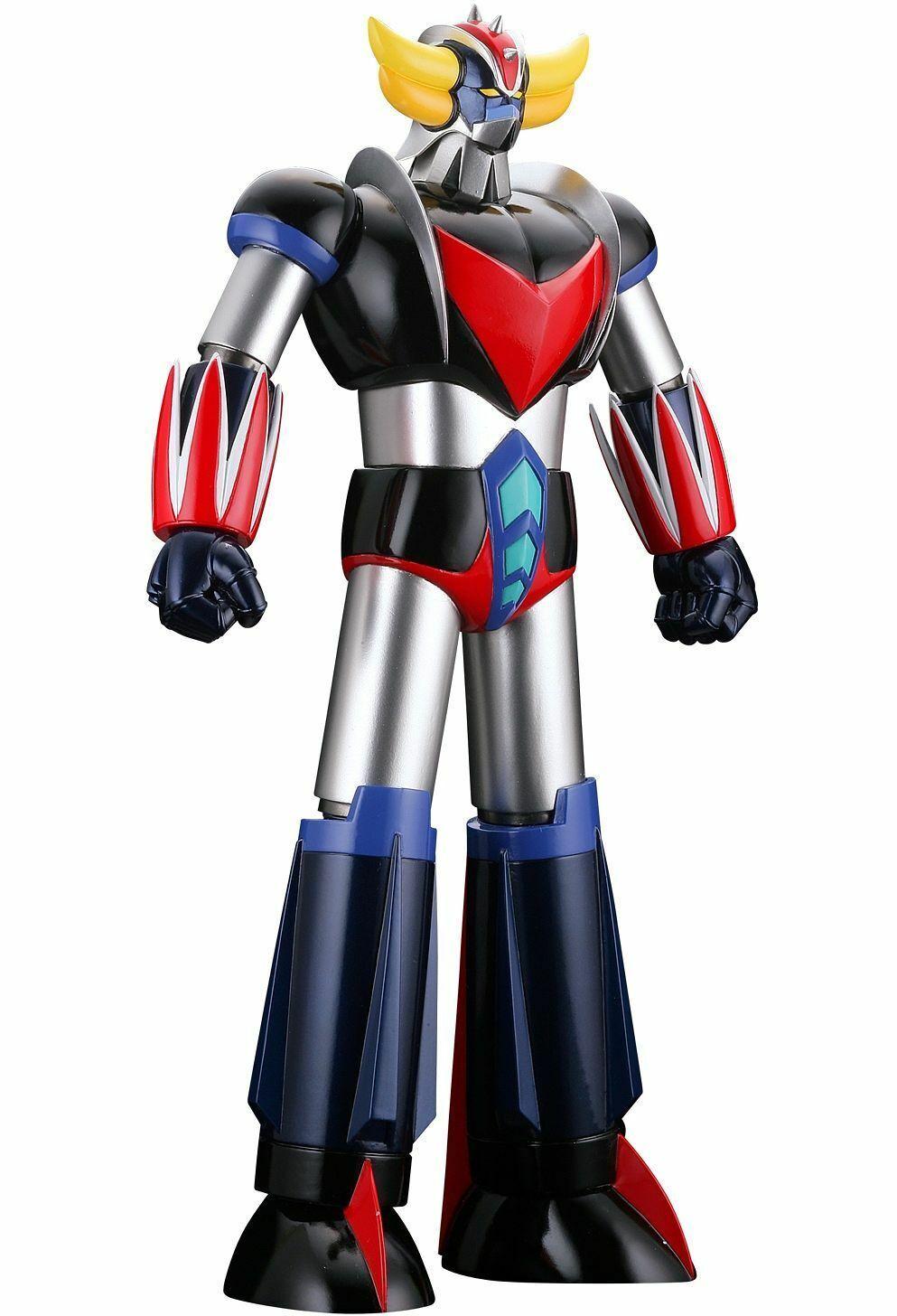 ororake oroorak Ovni Robot Grendizer Sofubi Juguete Caja HI-LINE006 Figura