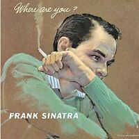 Frank Sinatra - Where Are You [new Cd] Rmst on sale