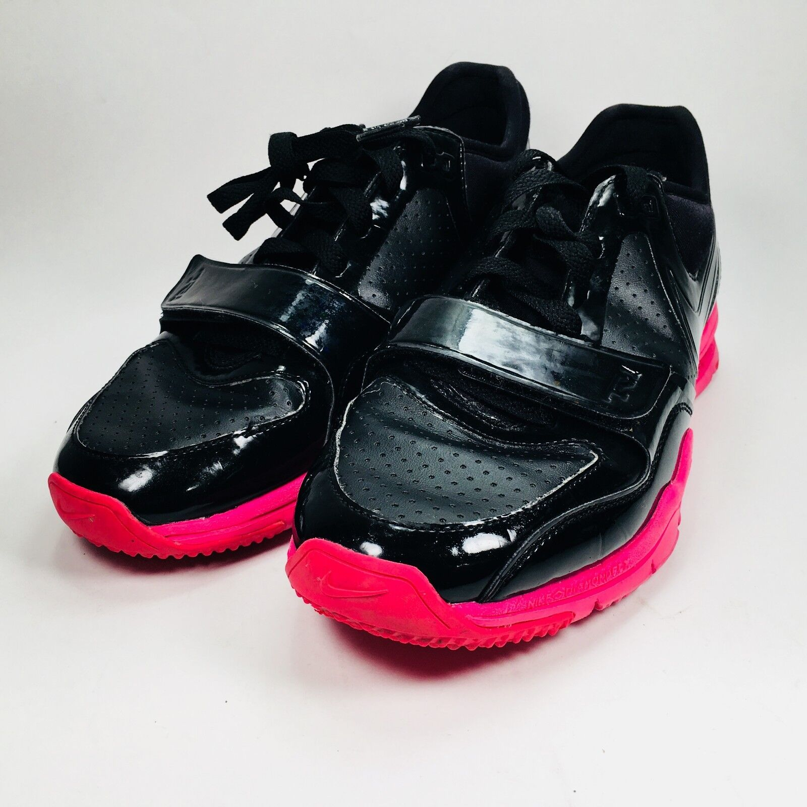 Nike Air Max Attack Trainer 1 10' Sneaker Hip Multi Pink Black Women's Size 7