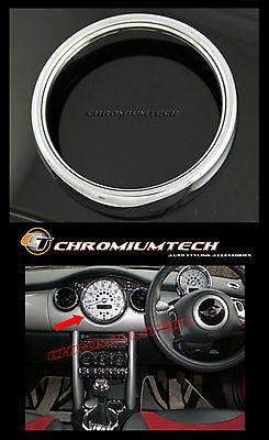 Envolver Sonido Centro Cromado BMW MINI Cooper/S/ONE R50 R51 R52 R53