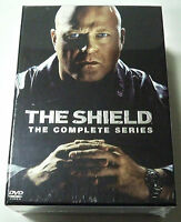 The Shield (complete Series) Season 1, 2, 3, 4, 5, 6 & 7 - Dvd Brand