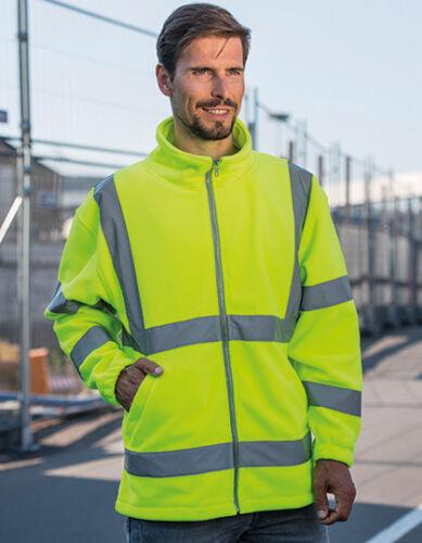 Korntex kx800 alto visibles warnschutz chaqueta chaqueta de trabajo chaqueta seguridad profesional