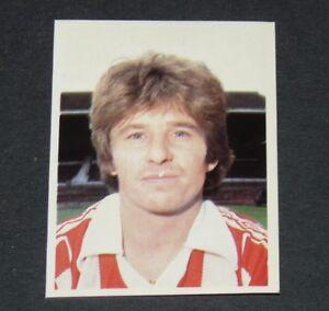 #246 IRVINE STOKE CITY POTTERS DAILY STAR FOOTBALL ENGLAND 1980-1981 PANINI 65nvYYmn-08021841-329275292