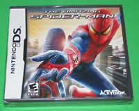 The Amazing Spider-man Nintendo Ds Factory Sealed