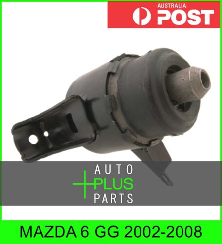 Right Hand Rh Engine Mount Hydraulic Fits MAZDA 6 GG 2002-2008