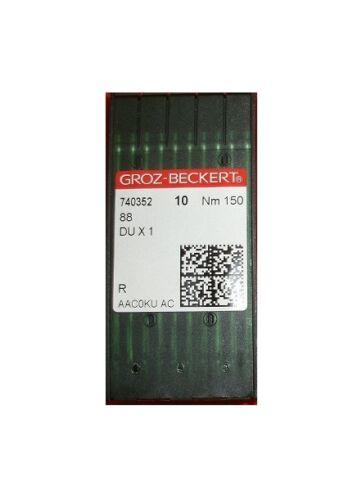 Rundkolbennadeln Groz-Beckert, System DUx1, Nm 150   +