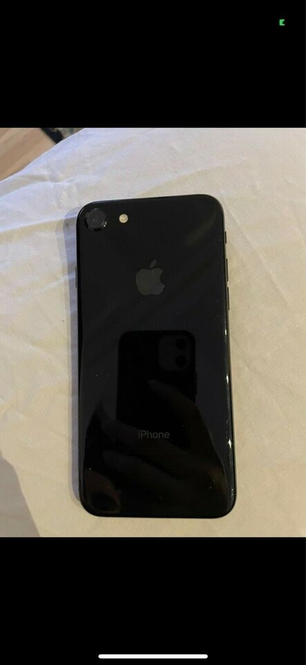 iPhone 7, 256 GB, sort