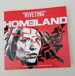 Details about 2018 FYC Homeland dvd screener 2 episodes Claire Danes Mandy  Patinkin