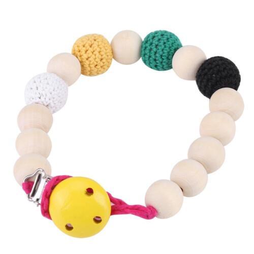Baby Newborn Girls Boys Pacifier Clip Chain Strap Dummy Soother Nipple Holder