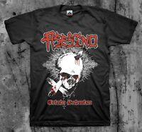 Asesino 'cristo Satanico' T Shirt (brujeria Fear Factory Deatmetal Napalm)