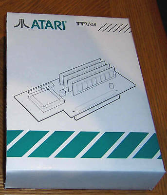 TT 16 Meg Fast Page Mode RAM Upgrade for Atari TT New NIB