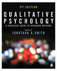 Qualitative Psychology: A Practical Guide to Research Methods by SAGE Publications Ltd (Hardback, 2015)