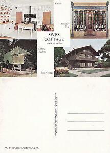 1980-039-s-SWISS-COTTAGE-OSBORNE-HOUSE-ISLE-OF-WIGHT-UNUSED-COLOUR-POSTCARD