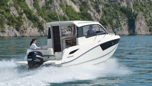 Quicksilver, Motorbåd, Mercury