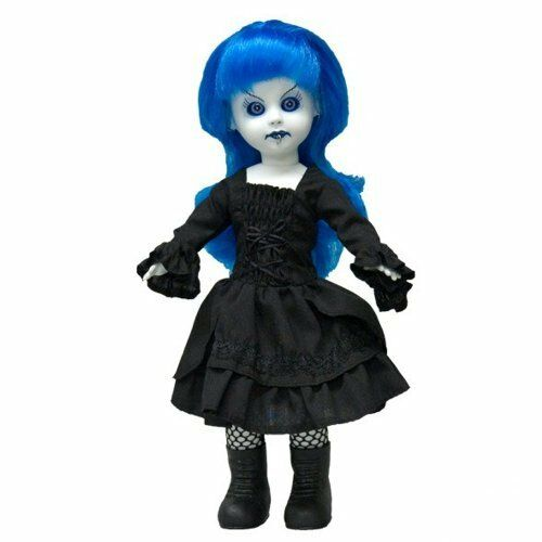Living dead doll ressurection serie 6 VI Blau NEUF NEW