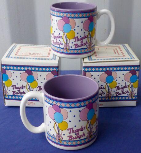 New/&Vintage HEARTS LOVE FRIENDSHIP JOY THANKS WELCOME #1 Coffee Mugs FREE SHIP!