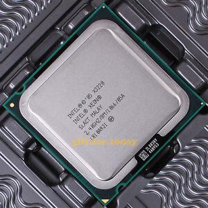 Original Intel Xeon X3220 2.4 GHz Quad-Core HH80562QH0568M Processor CPU