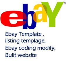 eBay Template   Listing Template   Design Template   Install Fee