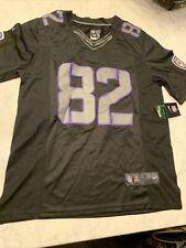 NFL Nike Baltimore Ravens Jersey Torrey Smith 82 Size Large Retail ...