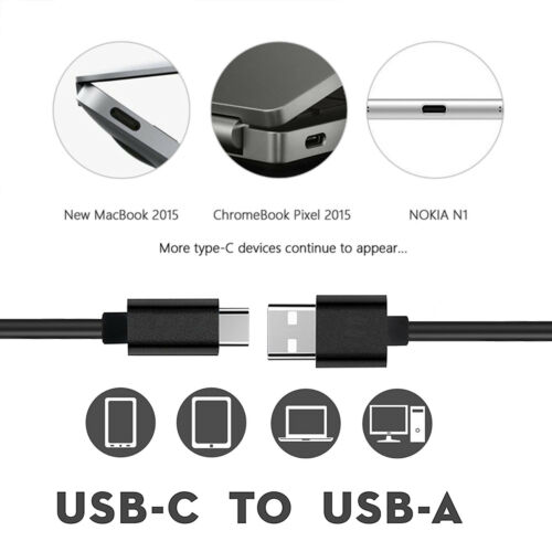 Short 6inch USB C Type C 3.1 Fast Charging /& Data Sync Cable Charger Cord AU Lot