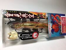 One Knack Devil Eight Octopus Jig SHIGEMI SPECIAL WD-Gold 18g 51338