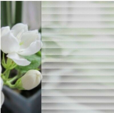 Frosted  Vinyl film White Window Privacy Film Etch Glass Fablon Self Adhesive