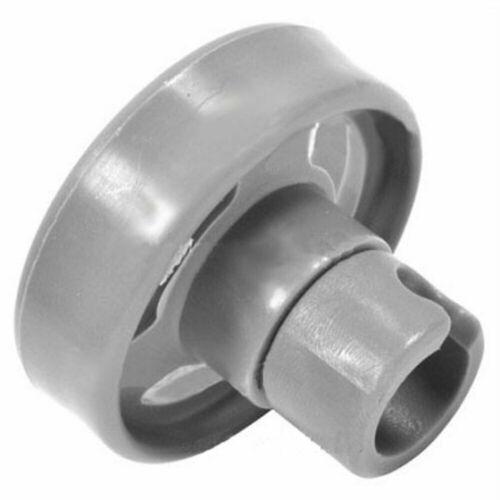 4 Korbrollen Unterkorb unten Für Candy CBI CDI CDP CED CSD CSF Spülmaschine 35mm