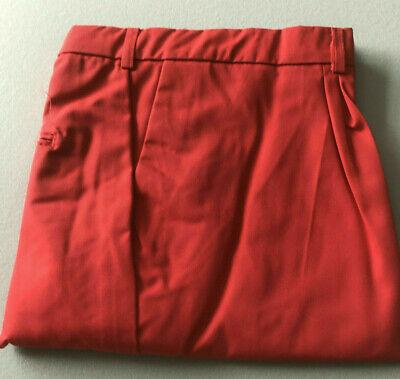 "Mens Stone Hardwearing Tough Work Trousers Waist 38/"" Wearguard Pleated New Long"