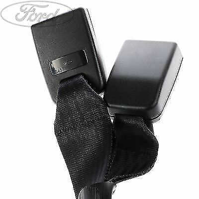 Genuine Ford Rear Seat Belt /& Buckle 5109849