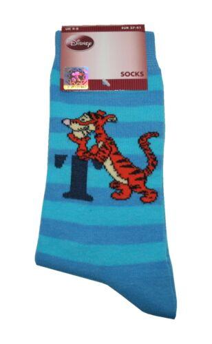 0044 Damen Socken Walt Disney 37 41 Tigger