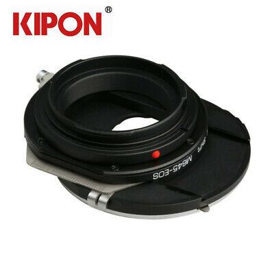 Kipon Shift Lens Mount Adapter for Mamiya 645 Lens to Canon EF//EF-S Camera