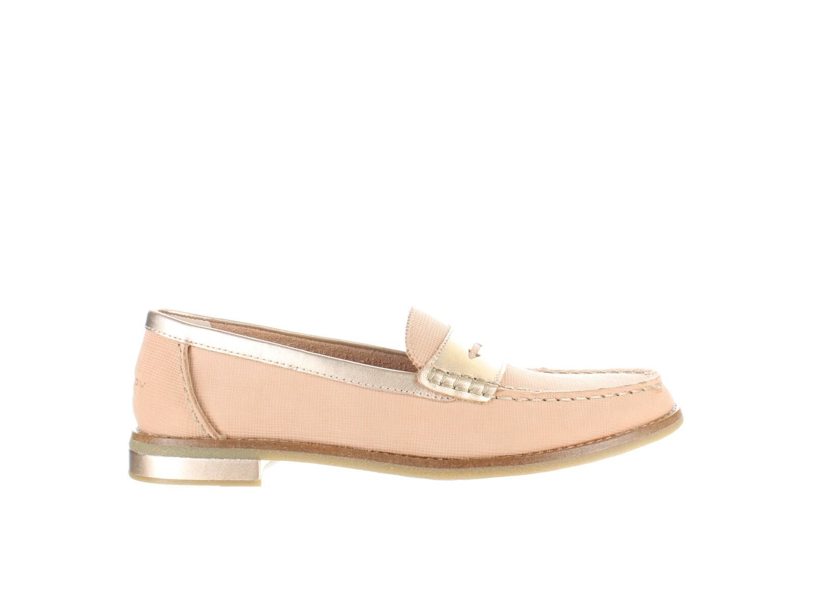 Sperry Top Sider Womens Seaport Blush Loafers Size 8 (1879268)