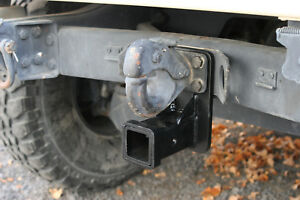 Truck Trailer Hitch >> Details About Universal Bolt On 2 Truck Receiver Hitch Trailer Hitch Ford Dodge Chevrolet
