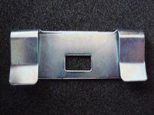 10 Pack Vertical Blind Vane Saver Zinc Curved Repair
