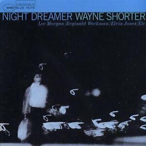 Shorter-Wayne-Night-Dreamer-CD