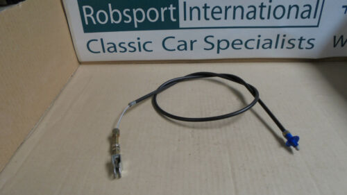 Triumph TR7 ** THROTTLE CABLE ** NEW Accelerator cable UKC5875 RHD only