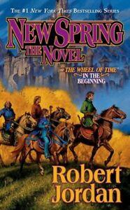 New-Spring-The-Novel-Paperback-by-Jordan-Robert-Like-New-Used-Free-P-amp-P