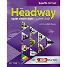 New Headway: Upper-Intermediate B2: Student's Book and iTutor Pack: The world's most trusted English course by Oxford University Press (Mixed media product, 2014)